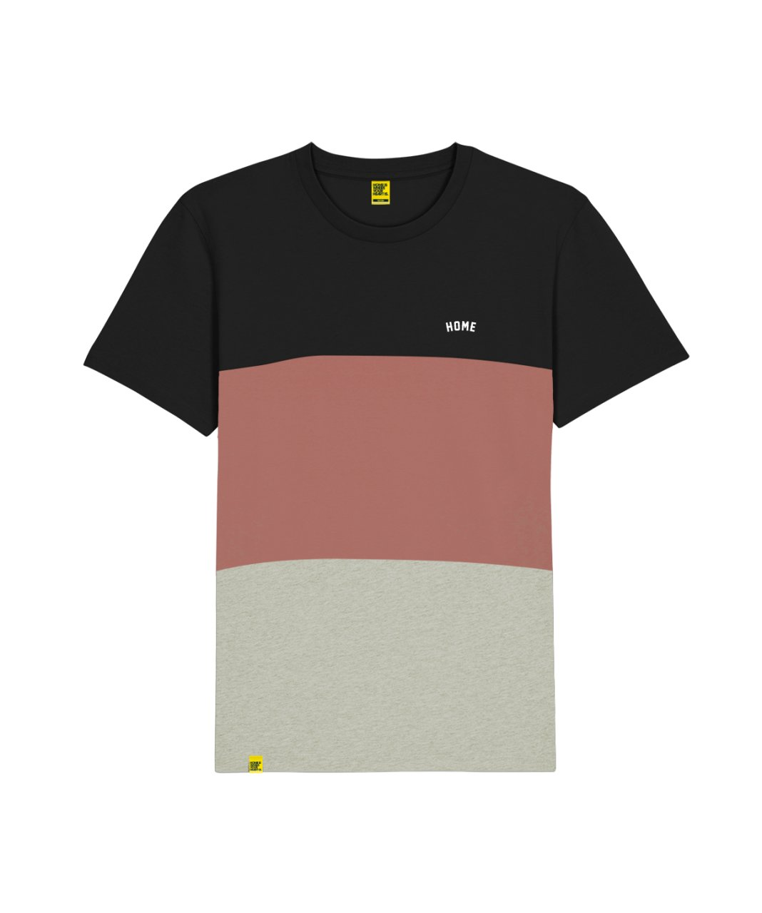Home Tricolor T-Shirt