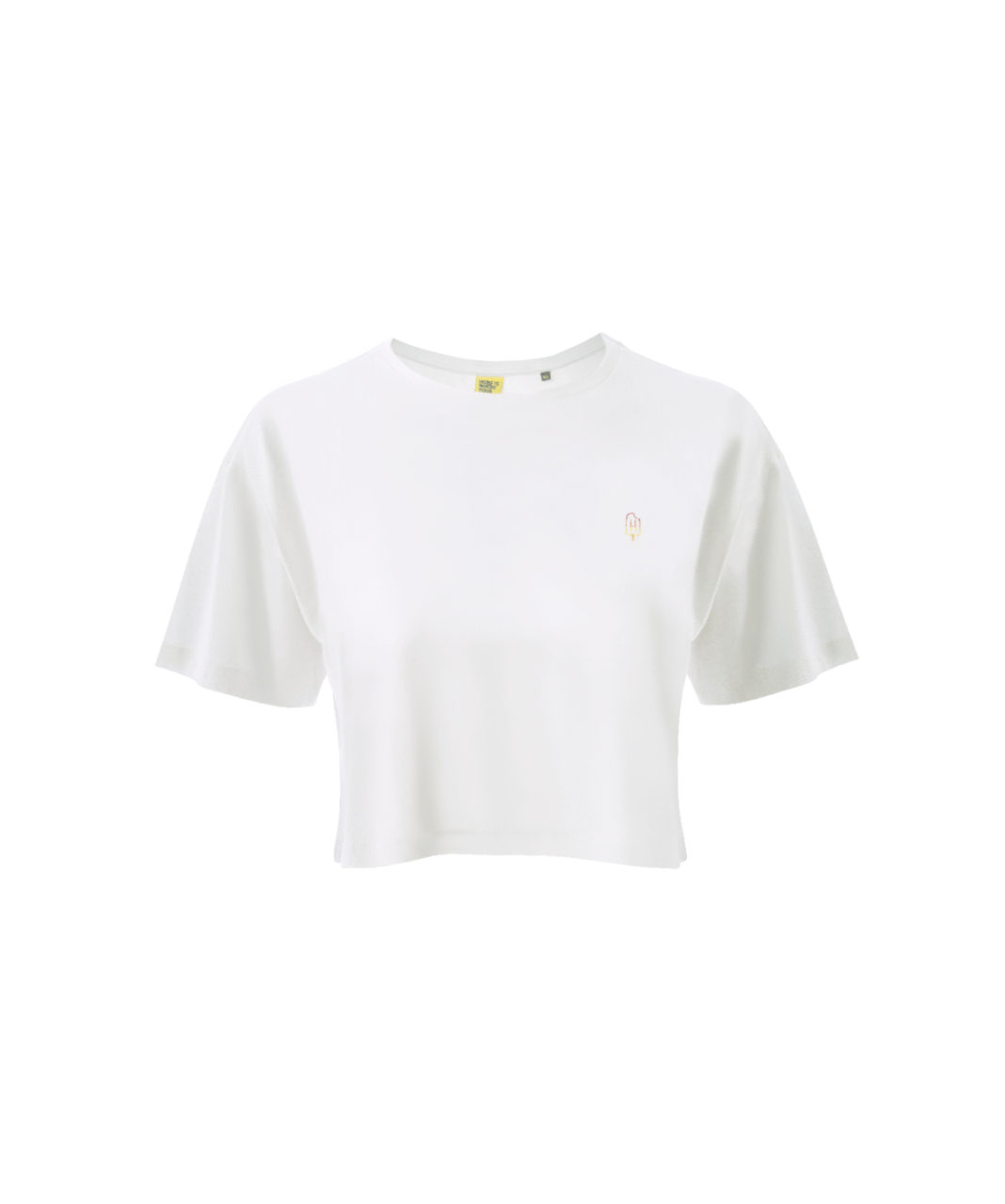 Ice Cream Women's Cropped T-Shirt