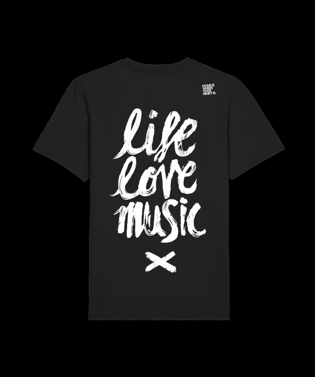 Life. Love. Music. T-Shirt