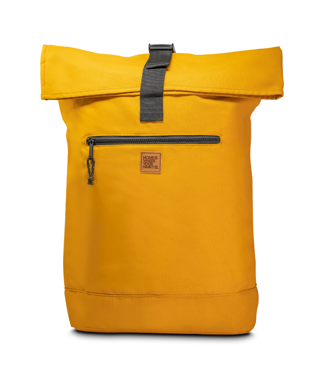 Recycled Roll-Top Laptop Rucksack