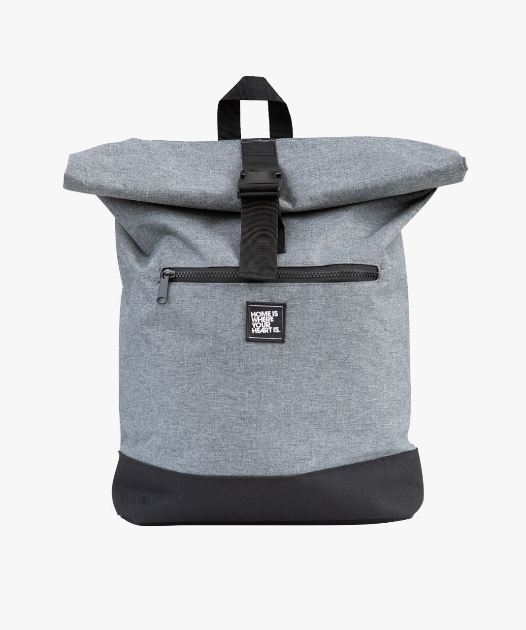 Roll-Top Laptop Rucksack