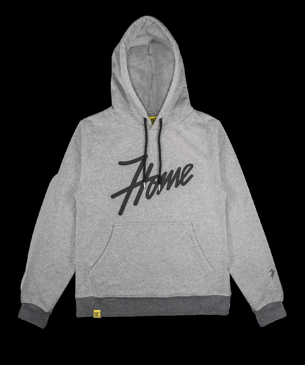 Home Script Unisex Hoodie