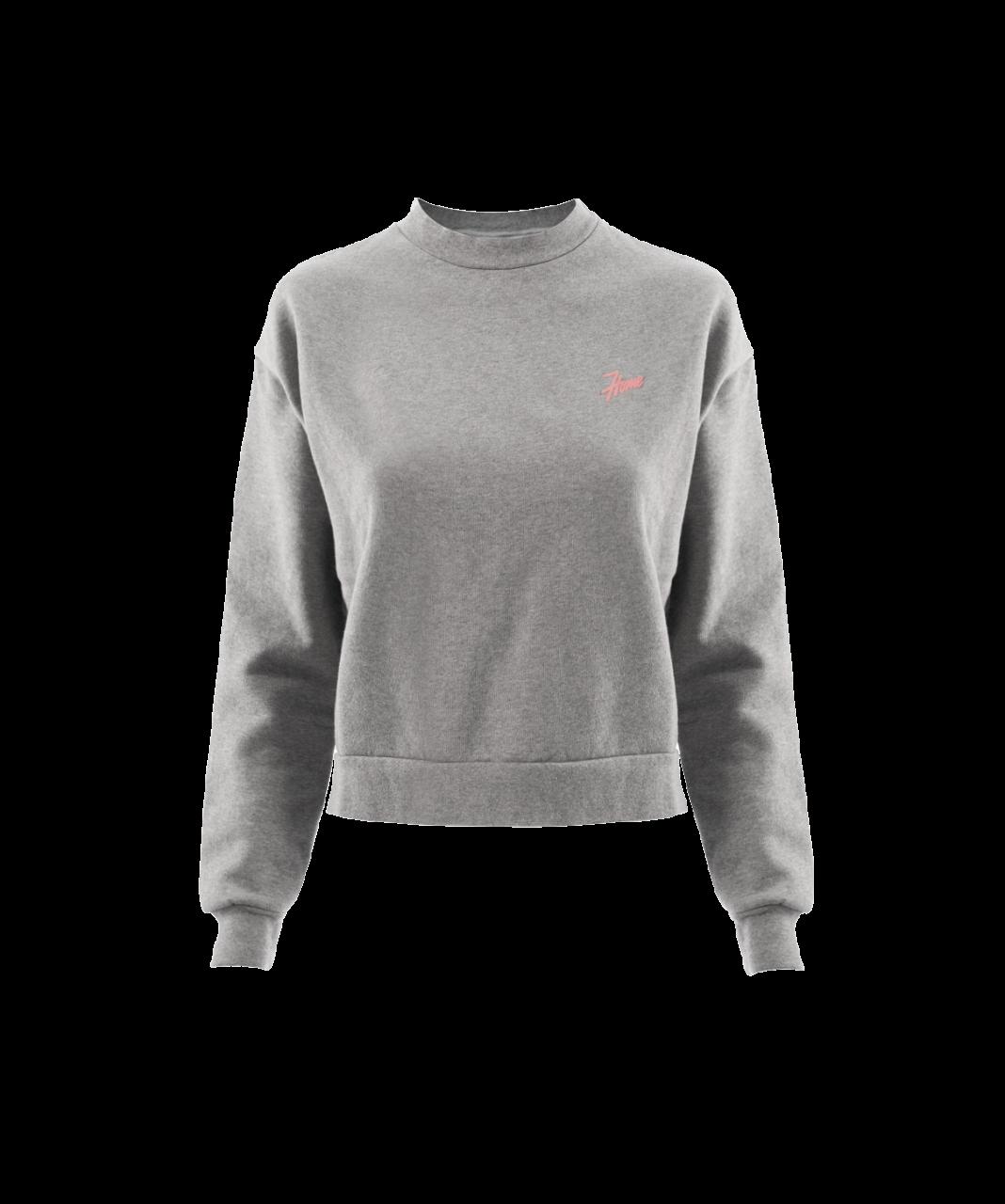 Home Script Women's Sweatshirt