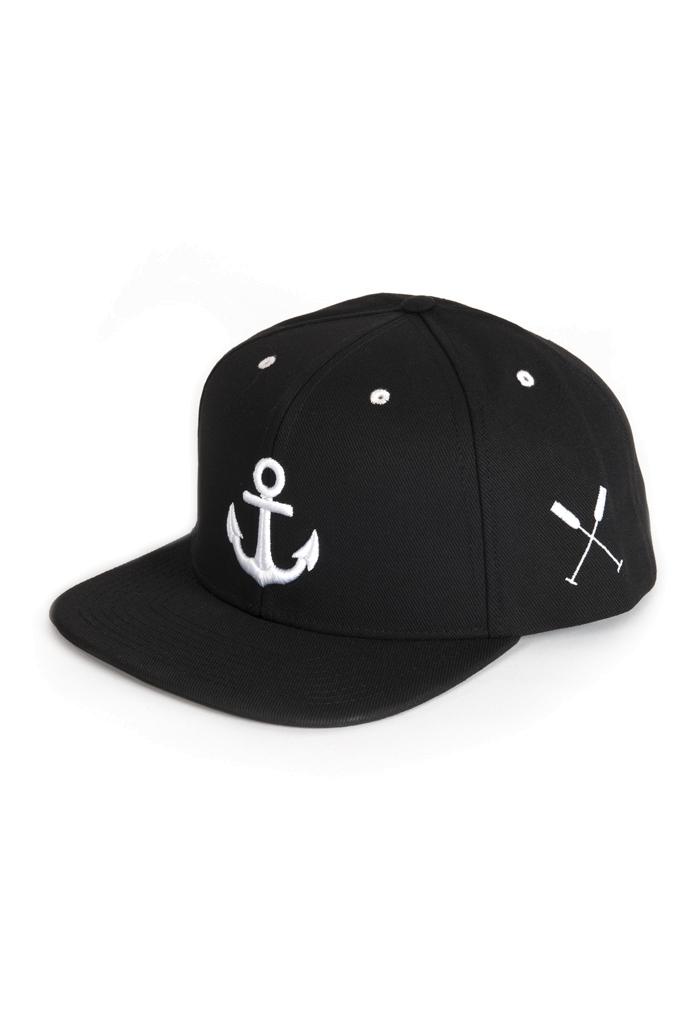 Anker Snapback Cap